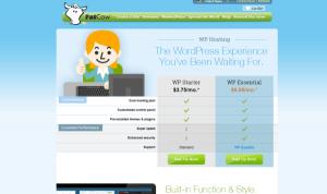 fatcow-wordpress方案