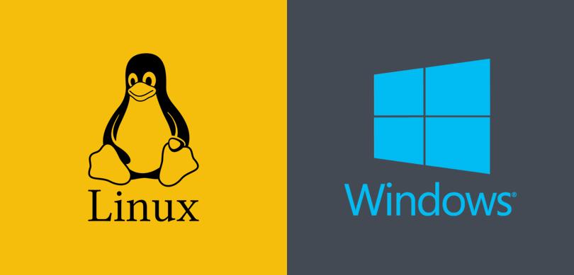 window 與 linux差別